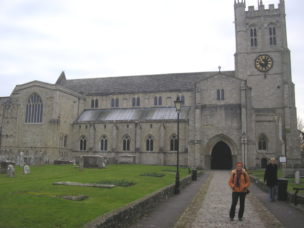 Christchurch Abbey